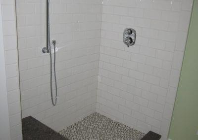 tile on walls