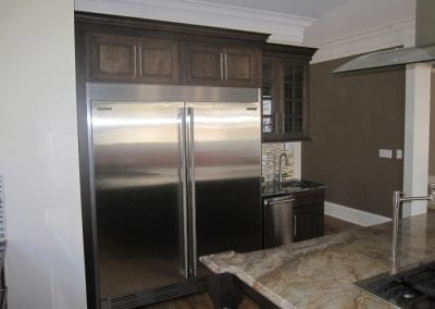 Huge Double Refrigerator