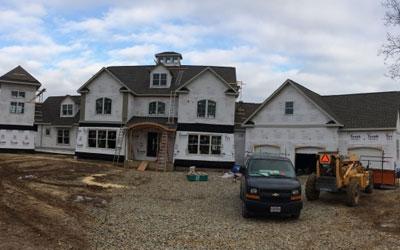 New Build Buckeye Lake