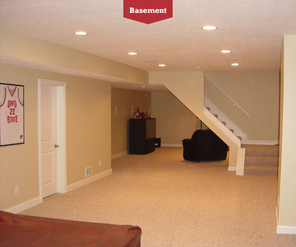 Basement Remodel Columbus Ohio