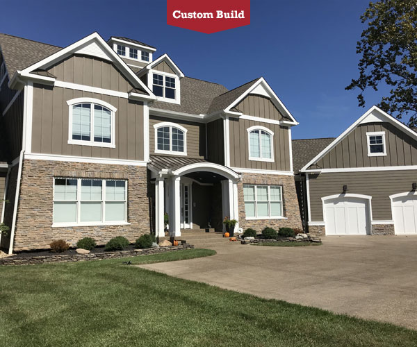 Custom Home Building Columbus Ohio 2