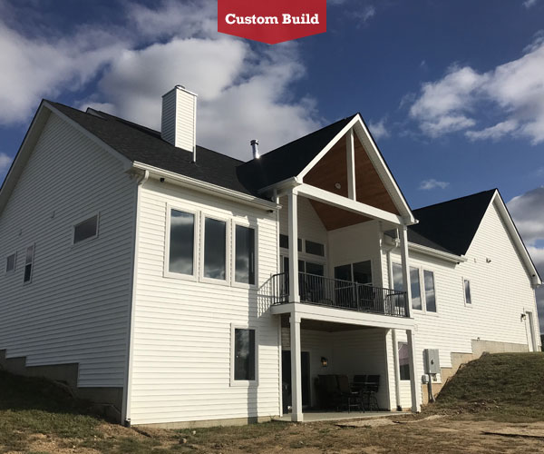 Custom Home Building Columbus Ohio 6