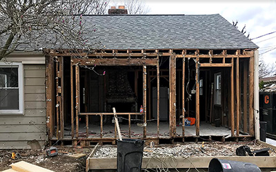 Whole House Renovation in Gahanna